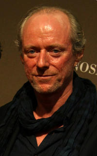 Ned Dennehy at the London premiere of