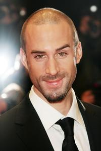 Joseph Fiennes at the premiere to promote