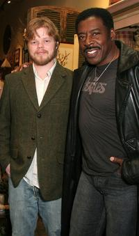 Elden Henson and Ernie Hudson at the screening of