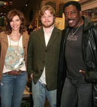 Mary Steenburgen, Elden Henson and Ernie Hudson at the screening of