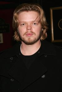 Elden Henson at the world premiere of