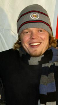 Elden Henson at the premiere of