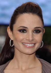 Mía Maestro at the U.K. premiere of