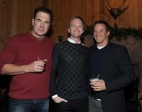 Patrick Warburton, Neil Patrick Harris and Dylan Bruno at the Juma Entertainment's 18th Deer Valley Celebrity Skifest.