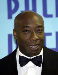 Michael Clark Duncan at the Palm Beach International Film Festival.
