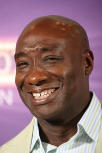 Michael Clarke Duncan at the 2007 BET Awards.