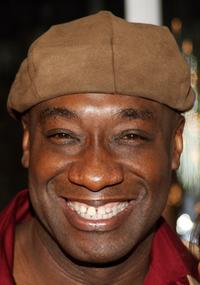 Michael Clarke Duncan at the premiere of
