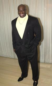 Michael Clarke Duncan at the Talk Magazine's 57th Annual Golden Globes Party Asia.
