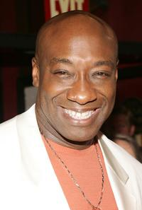 Michael Clarke Duncan at the Dreamworks premiere of