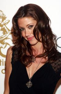 Shannon Elizabeth at the G.O.O.D Music
