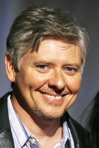 Dave Foley at a private performance of 'Delirium'.