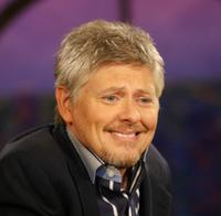 Dave Foley at a segment of 'The Late Late Show with Craig Ferguson'.