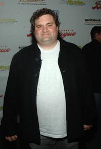 Artie Lange at the world premiere of