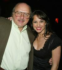 Dennis Franz and Jacqueline Obradors at the after party of