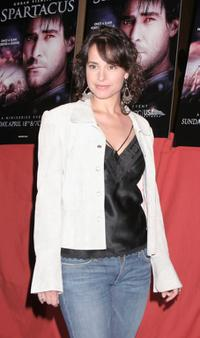 Jacqueline Obradors at the world premiere of