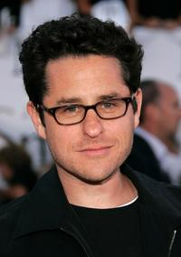 J.J. Abrams at the premiere of