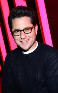 J.J. Abrams at the VIP grand opening of The Beatles Revolution Lounge.