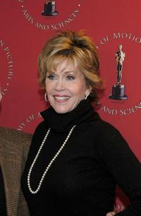 Jane Fonda at the 30th Anniversary Screening of