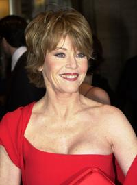 Jane Fonda at the Avery Fisher Hall.