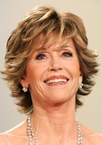 Jane Fonda at 60th International Cannes Film Festival Palme d'Or Award Ceremony.