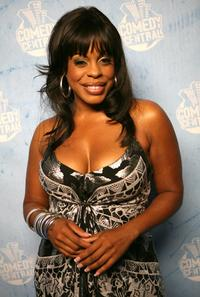 Niecy Nash at the Comedy Central's 2007 Emmy Party.