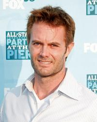 Garret Dillahunt at the FOX All-Star Party.