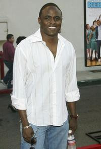 Wayne Brady at the special screening of