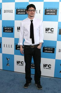 Josh Hartnett at the 22nd Annual Film Independent Spirit Awards held at Santa Monica Beach, CA.