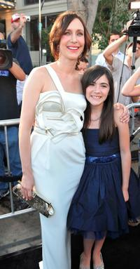 Vera Farmiga and Isabelle Fuhrman at the California premiere of