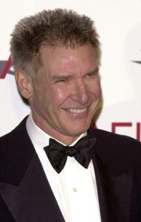 Harrison Ford at the American Film Institute's Award.