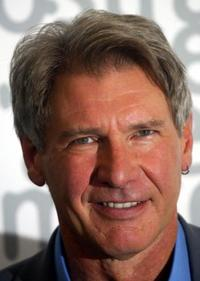 Harrison Ford at the 59th Venice Film festival.