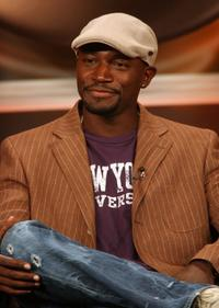 Taye Diggs at the 2006 Summer TCA Press tour.