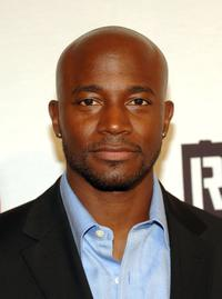 Taye Diggs at the