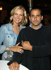 Beth Littleford and Peter Jacobson at the Twentieth Century Fox Television's New Season Party.