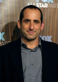 Peter Jacobson at the Fox Winter 2010 All-Star party.