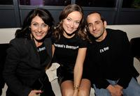 Lisa Edelstein, Olivia Wilde and Peter Jacobson at the Fox's
