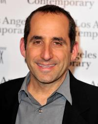 Peter Jacobson at the opening night gala of the 1st Annual Art Los Angeles Contemporary.