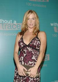 Poppy Montgomery at the Television Celebration of the 100th Episode Of