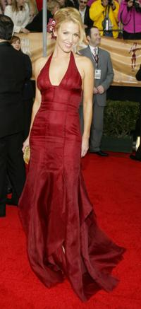 Poppy Montgomery at the 10th Annual Screen Actors Guild Awards.