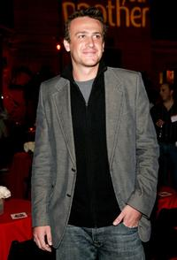 Jason Segel at the CBS