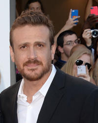 Jason Segel at the California premiere of