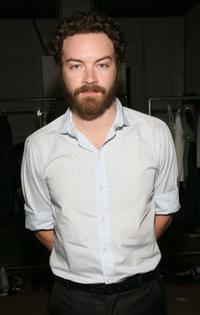 Danny Masterson at the Rag & Bone Spring 2009 fashion show during the Mercedes-Benz Fashion Week.