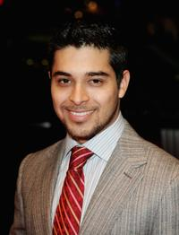 Wilmer Valderrama at the premiere of