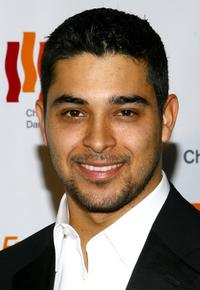 Wilmer Valderrama at the Christopher and Dana Reeve Foundation's