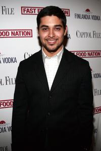 Wilmer Valderrama at the after party for the DC premiere of