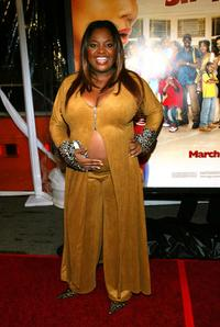 Sherri Shepherd at the premiere of