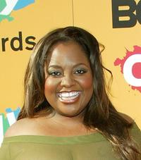 Sherri Shepherd at the 2005 BET Comedy Icon Awards.