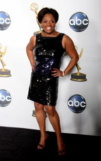 Sherri Shepherd at the 35th Annual Daytime Emmy Awards.