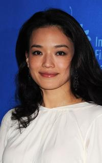 Shu Qi at the photocall for the International Jury during the 58th Berlinale Film Festival.
