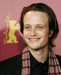 August Diehl at the 56th Berlinale Film Festival.